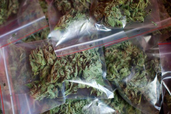 Diciembre 6- El consumo legal de la marihuana con fines recreativos para...
