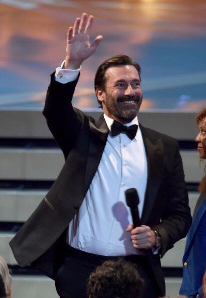 Jon Hamm fue uno de los más sonados de la historia de los Emmys con 7 no...