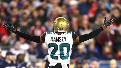 Esquinero de Jacksonville 'calificó' uno a uno a los QBs de la NFL y tundió al Big Ben