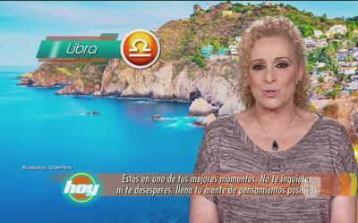 Mizada Libra 23 de junio de 2017
