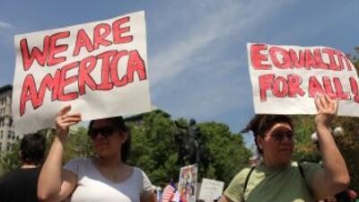 Los hispanos representaron el 58 por ciento del crecimiento poblacional...