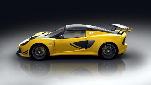 Lotus mostró públicamente las primeras imágenes del...