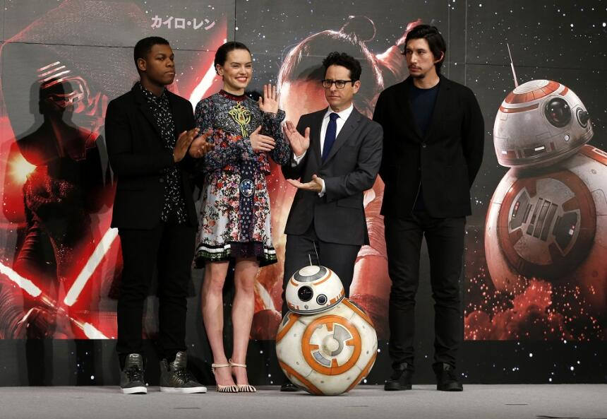 """Star Wars"" regresa con su episodio VI, ""The Force Awakens"""