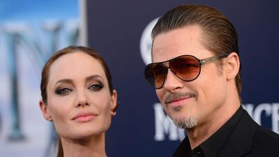 Angelina Jolie se expresa con mucho amor de Brad Pitt