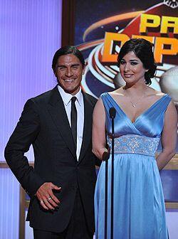 Paco Palencia fue invitado de último momento a los Premios y compartió e...