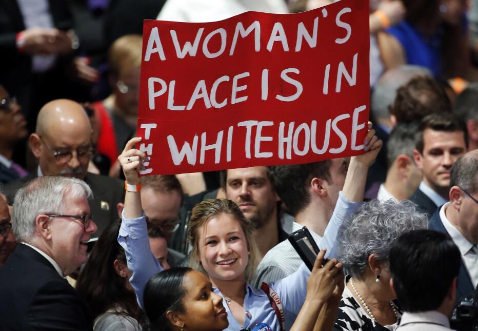 Hillary Clinton gana en las primarias de Nueva York