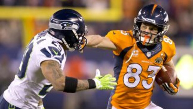 Wes Welker se quedará en los Broncos (AP-NFL).