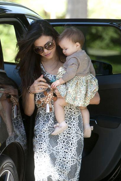 Everly es la hija de Channing Tatum y Jenna Dewan.  Mira aquí los...