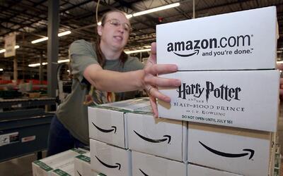 Amazon ofrece más de 2,500 empleos en el centro de robótica de Houston