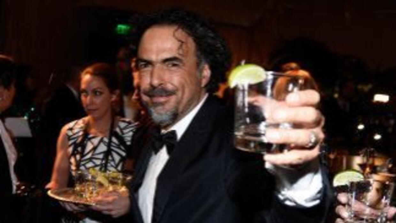 El director de cine mexicano Alejandro González Iñárritu.