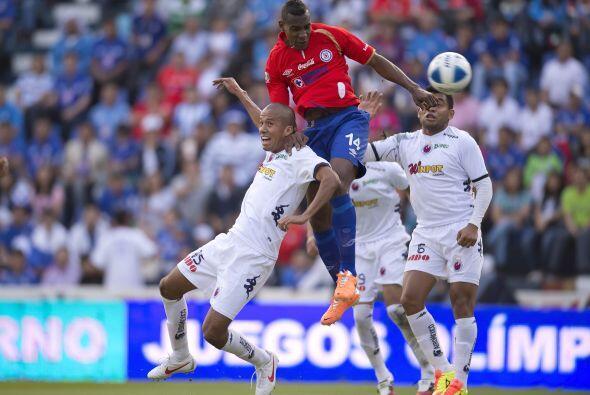 Veracruz vs. Monterrey.-  Los Tiburones suman dos puntos, producto de do...