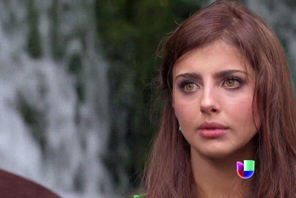 """A """"Cristóbal"""" no le importó que """"Aldonza"""" le haya dicho que sus familias..."""