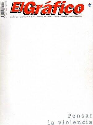Adiós a un ícono del periodismo: 20 portadas históricas de El Gráfico im...