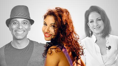 En varias ocasiones Selena Quintanilla fue referida como 'la nueva Glori...