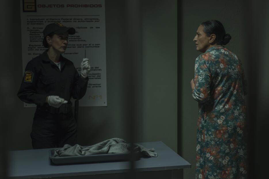 Doña Esperanza en El Chapo