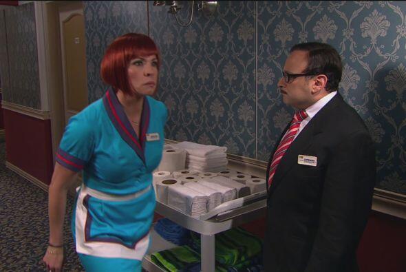 Cipriano reprendió a Anita pero ella se rebeló y le dijo que no limpiarí...
