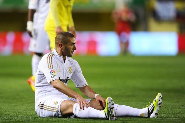 Ramos, Benzema, 'CR7', Khedira, nadie podía abrir el marcador.