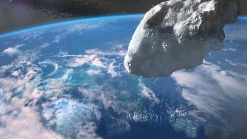 El 30 de junio es el Día del Asteroide, una fecha para concientiz...