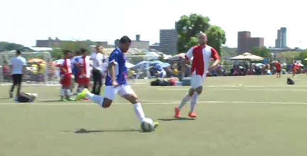 Goles, diversión y mucho más en Copa Univisión NY