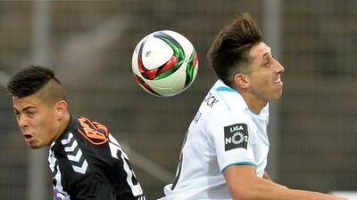 El Porto termina el partido suspendido contra el Nacional con victoria