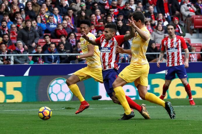 Girona vuelve a complicar a un grande de La Liga tras empatar con el Atl...