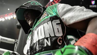 'King Kong' Ortiz tendrá un injusto debut en 2019 ante Christian Hammer