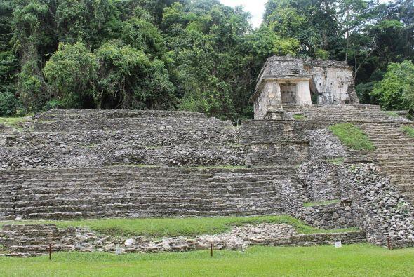 ¡Ahora nos pasamos a la zona arqueológica de Palenque!