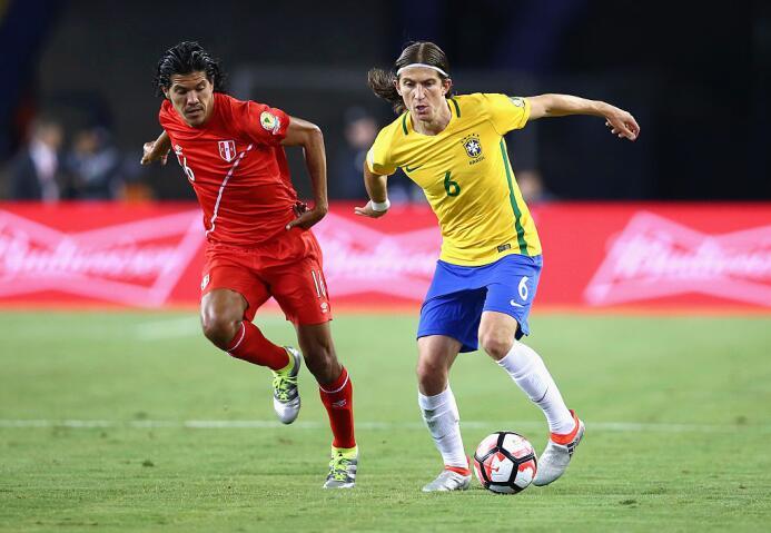 El ranking de los jugadores de Brasil vs Perú FLuis.jpg