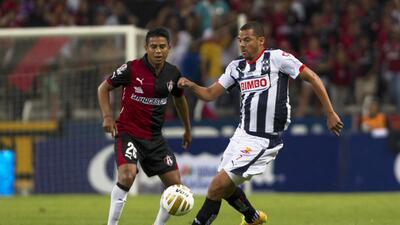 Monterrey fue más que el Atlas y avanzó a la semifinal