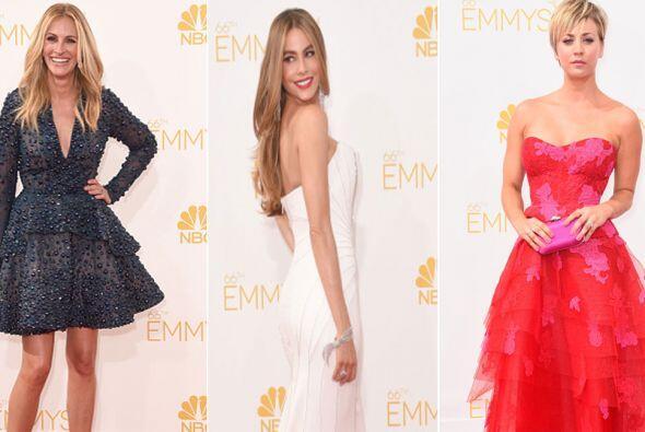 Cada año los famosos eligen sus mejores galas para sorprendernos en la a...