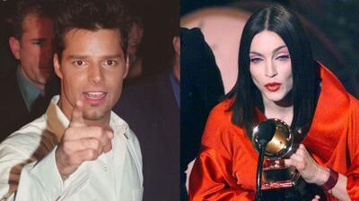 El astro boricua recordó uno de sus mejores momentos con Madonna.