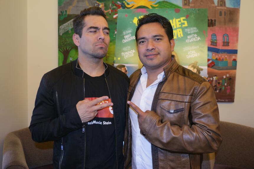 ¡Omar Chaparro de visita en San Francisco! IMG_7182.JPG