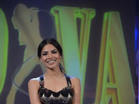 Como la sonrisa de nuestra bella conductora, Alejandra Espinosa, as&iacu...