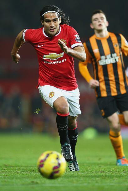 Radamel Falcao: El colombiano recién fichó por el Manchester United pero...