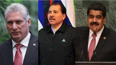 ¿Cuál debe ser la postura de EEUU ante las crisis sociopolíticas en Cuba, Nicaragua y Venezuela?