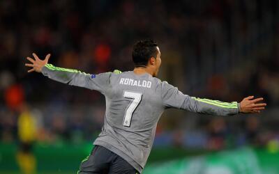 Judagor del Partido: Cristiano Ronaldo