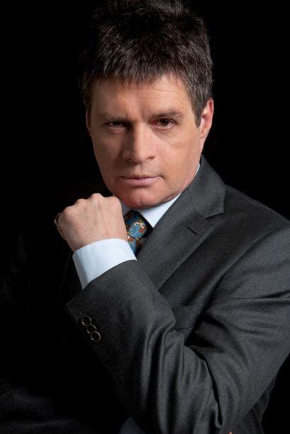 """Alejandro Camacho es """"Braulio"""" en """"Para Volver A Amar""""."""
