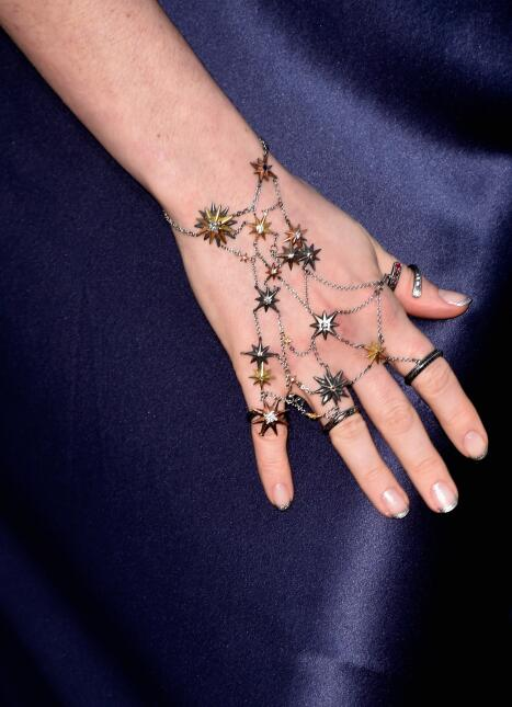 Tendencias de moda con 'glitter'
