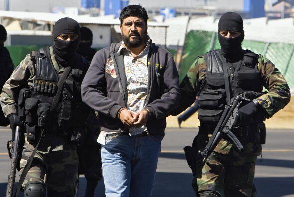 Cuando Alfredo Beltrán Leyvafue arrestado el 20 de enero de 2008 por fue...