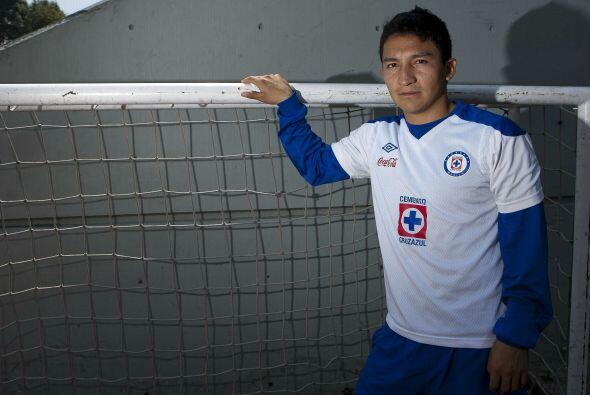 César Villaluz, tras ser una de las figuras de la Selección Sub 17 que g...