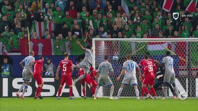 El estadounidense Weston McKennie le regala un agónico gol al Schalke 04