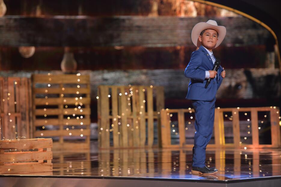 Las mejores fotos del noveno show de Pequeños Gigantes USA.
