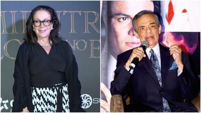 Laura Zapata acusa al hijo de José José de abandonarlo