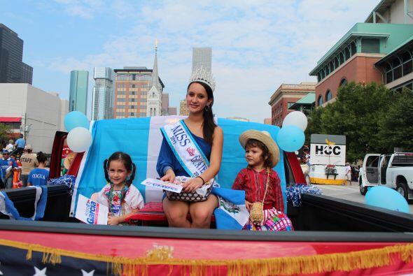 Desfile de Fiestas Patrias 2013