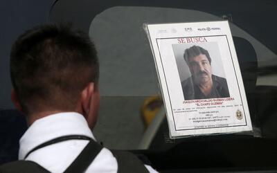 El narcotraficante Joaquín 'El Chapo' Guzmán fue extradita...