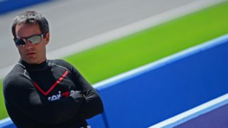 Juan pablo Montoya tuvo un exitoso regreso a las Series Indy Car.