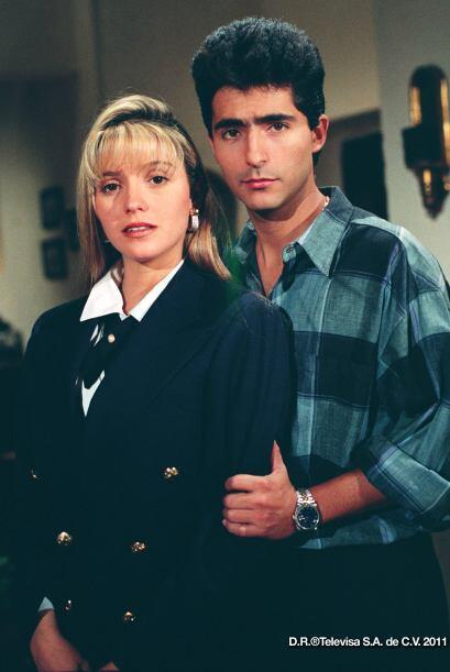 Daniela Castro y Raúl Araiza fueron los protagonistas de la producción d...
