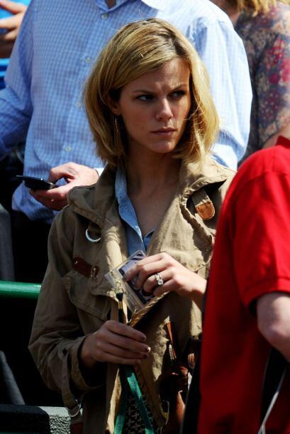 Decker, se casó con Roddick en abril del 2009.