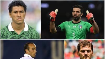 Los 20 jugadores con más partidos internacionales en la historia del fútbol