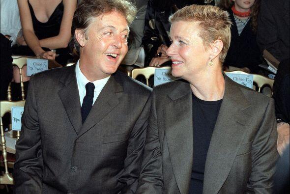 Ella y Paul se casaron el 12 de marzo de 1969, el cáncer separó a la par...